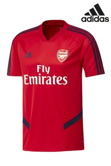 adidas Red Arsenal Football Club Training Jersey