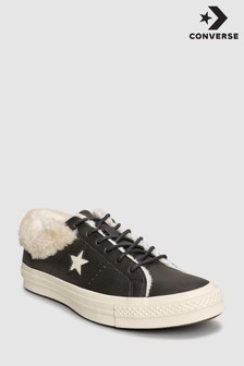 Converse Faux Fur One Star