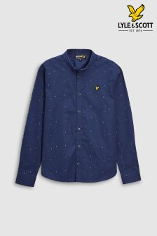 Lyle & Scott Navy Shirt