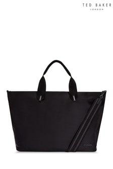 Ted Baker Black Large Tote Bag