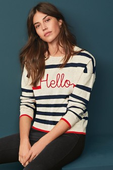 4d221bf62 Petite Jumpers | Crew & V Neck Petite Jumpers | Next UK