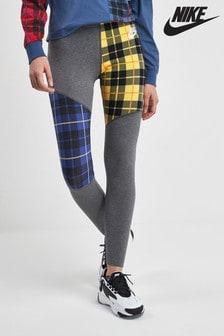 Nike Plaid Leggings