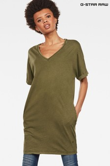 GStar Green Joosa Dress