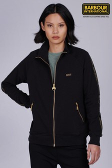 Barbour® International Zip Through Qualify Sweatshirt
