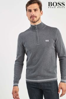 BOSS Zimex 1/4 Zip Jumper