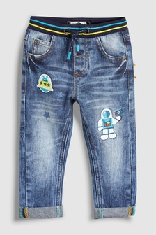 Pull On Jeans (3mths-6yrs)