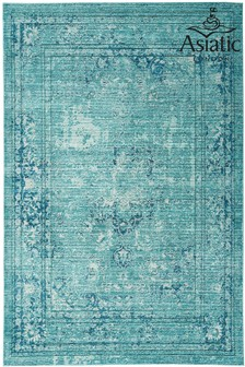 Verve Medallion Rug by Asiatic Rugs
