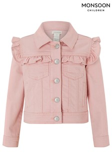 0be391b03 Older Girls coats and jackets Monsoon