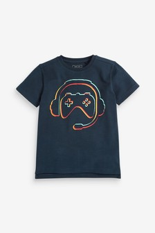 Controller Graphic T-Shirt (3-16yrs)