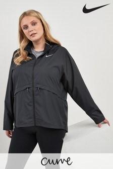 Nike Curve Black Essential Jacket