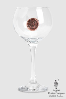 English Pewter Company 56cl Personalised Glass