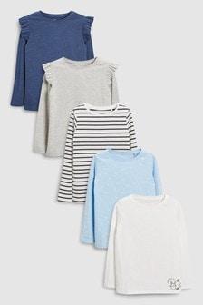 Пять футболок (3-16 лет)