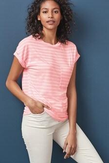 Neon Stripe T-Shirt
