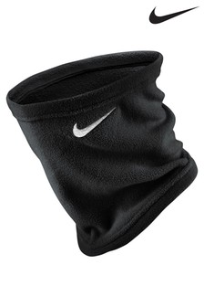 Nike Adult Black Fleece Neck Warmer