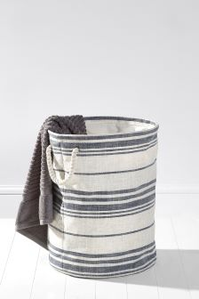 Stripe Laundry Bag