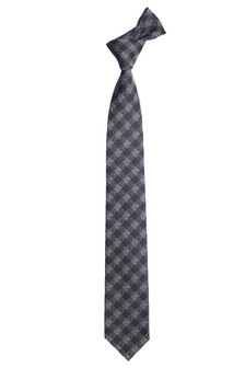 Warm Handle Checked Tie