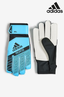 adidas Blue Predator Goalkeeper Gloves