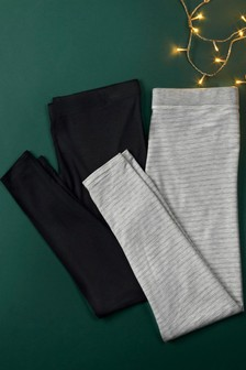 Truetherm™ Leggings Two Pack
