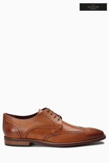 Signature Textured Mix Brogue