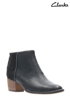 Clarks Black Spiced Ruby Boot