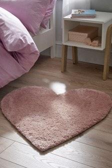 Sparkle Heart Rug