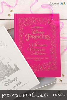 Personalised Disney™ Princess Story Collection by Signature Book Publishing