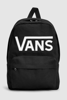 Vans Black New Skool Backpack