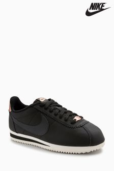Nike Black/Bronze Cortez Leather