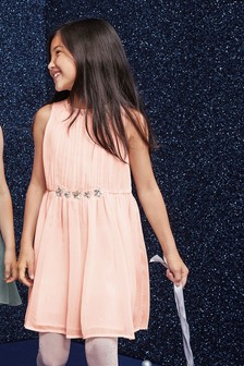 Star Party Dress (3-16yrs)