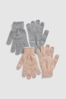 Touchscreen Gloves Two Pack