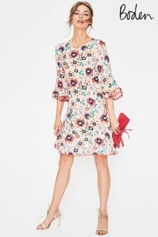 Boden Pink Carmen Dress
