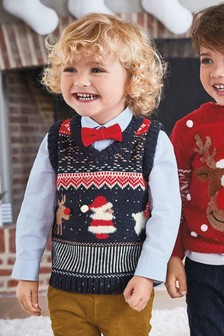 Christmas Tank Set (3mths-6yrs)