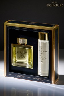Signature Gold 100ml Gift Set