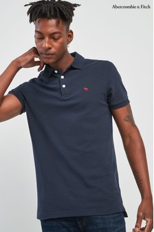 Abercrombie & Fitch Core Icon Poloshirt