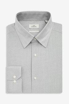 Regular Fit Single Cuff Under Button Shirt