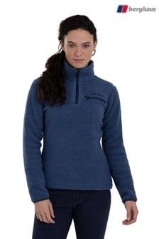 Berghaus Blue Darria Half Zip Fleece