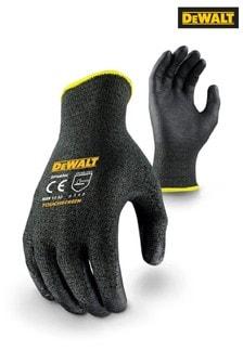 DeWalt Black DPG800L Touchscreen HPPE Gloves