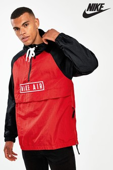Nike Air Red Woven Jacket