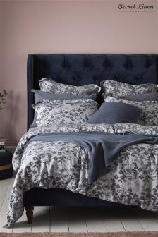 Secret Linen Store Roses Duvet Cover