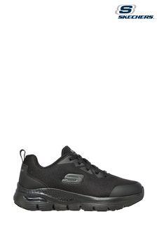 Skechers® Black Arch Fit Sr Slip Resistant Trainers