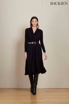 Baukjen Caviar Black Piper Dress