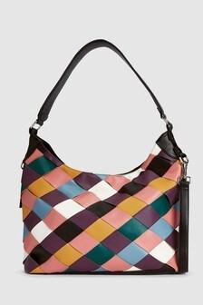 Weave Hobo Bag