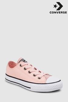 Converse Pink Glitter
