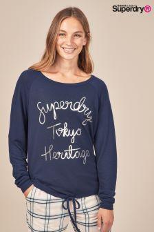 Superdry Olivia Loungewear Crew
