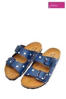 Joules Penley Printed Slider Sandal