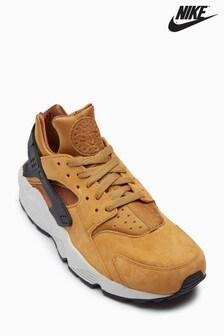 Nike Tan Huarache Premium