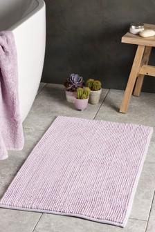 Tapis de bain texturé