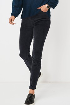 Cord Skinny Trousers