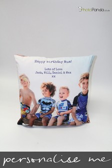 Personalised 12x12'' Double Sided Photo Cushion by Photo Panda
