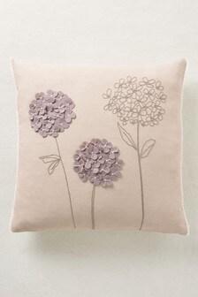 Floral Harmony Cushion